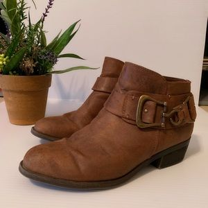 Carlos Santana Mystify Brown Boot Size 8